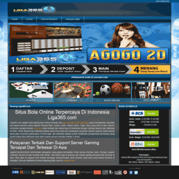Liga365.site thumbnail