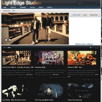 Lightedge.ro thumbnail
