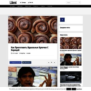 Likeni.info thumbnail