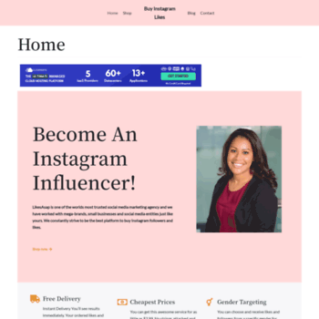 likesasap org at WI  Buy Instagram Likes - Instant Delivery