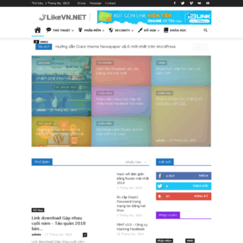 likevn net at WI  Hack like facebook - Auto seeding like