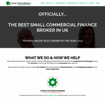 Limeconsultancy.net thumbnail