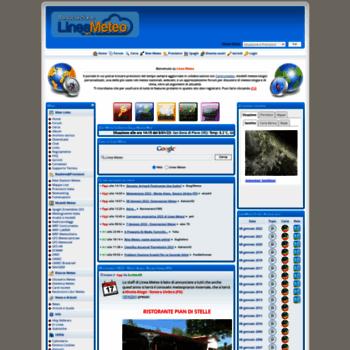 Lineameteo.it thumbnail