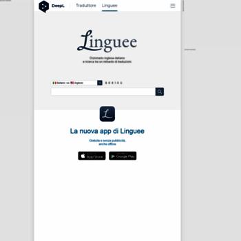 Linguee.it thumbnail