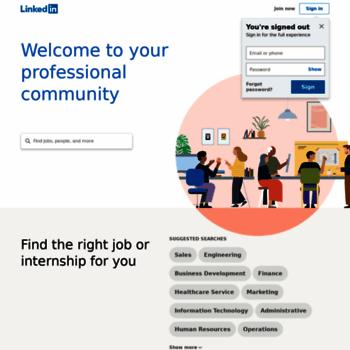 Linkedin.com thumbnail