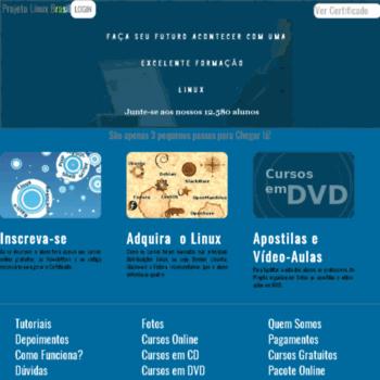 Linuxbrasil.org.br thumbnail