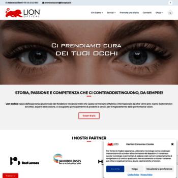 Lionoptical.it thumbnail