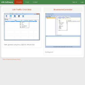 lithsoft net at WI  lithsoft net