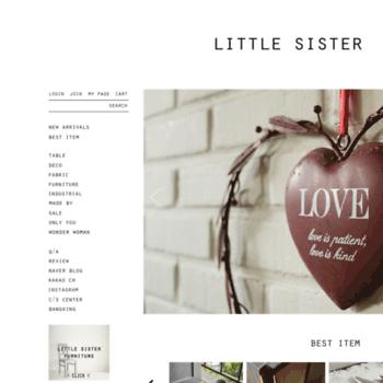 Little-sister.kr thumbnail