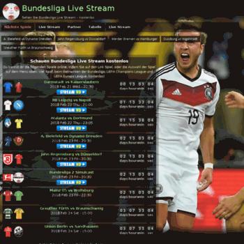 FuГџball Live Stream.Net