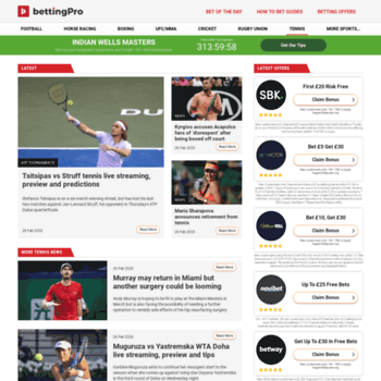 Live-tennis.com thumbnail