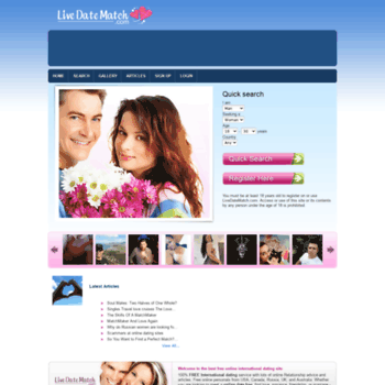 internationale online gratis dating sites