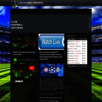 Livefootballstream2.blogspot.com thumbnail