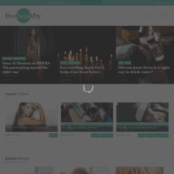 Livehealthy.ae thumbnail