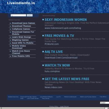 Liveindiantv.in thumbnail