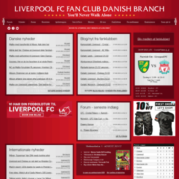 Liverpool-fc.dk thumbnail