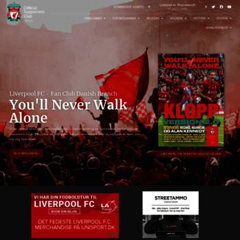 Liverpoolfc.dk thumbnail