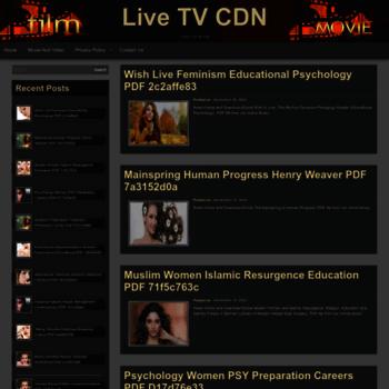 Livetvcdn.club thumbnail