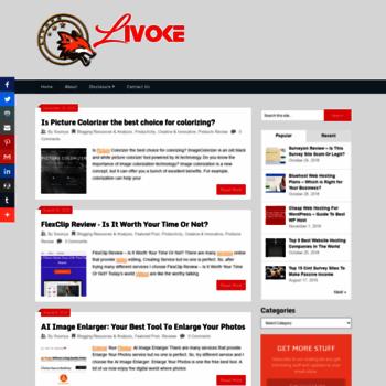 livoke com at Website Informer  LIVOKE -  Visit LIVOKE