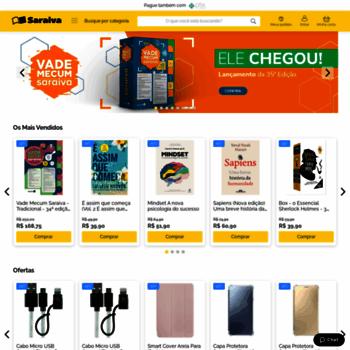 Livrariasaraiva.com.br thumbnail
