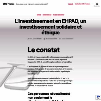 Lmcfinance.eu thumbnail