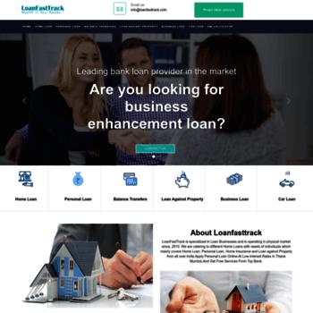Loanfasttrack.com thumbnail