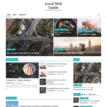 Localwebguide.co.uk thumbnail