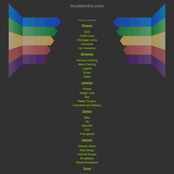 Locateindia.com thumbnail