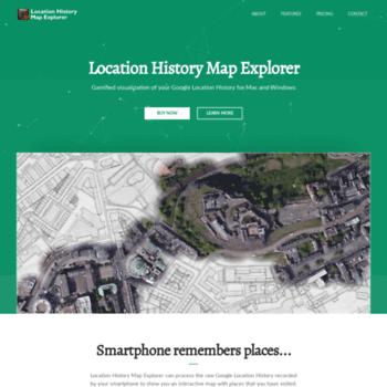 Locationhistoryexplorer.com thumbnail