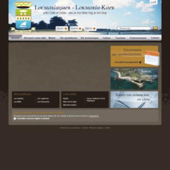 Locmariaquer.fr thumbnail