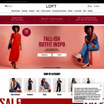 at WI. LOFT: Women's Clothing, Petites, Dresses