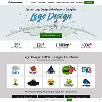 Logodesignteam.com thumbnail