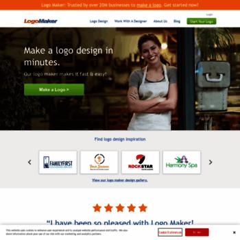 Logomaker.com thumbnail