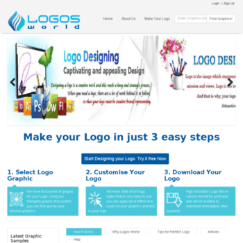 Logos-world.com thumbnail