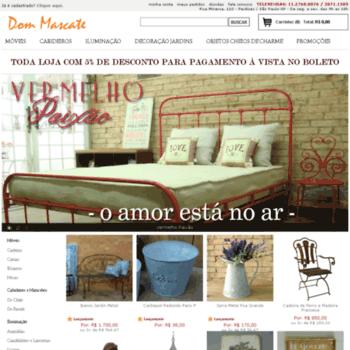Lojamascate.com.br thumbnail