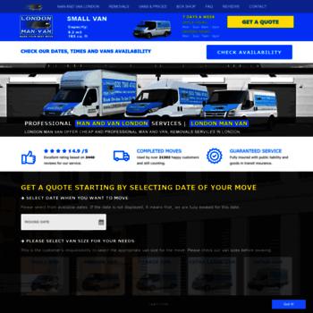 669a86d2f3 london-man-van.com at WI. Professional Man and Van London service ...