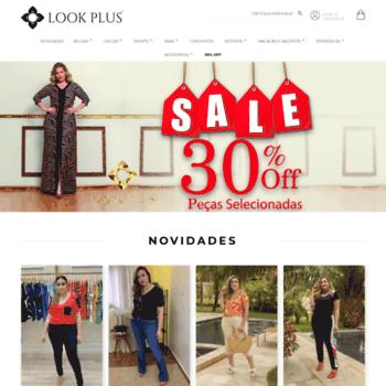 Lookplus.com.br thumbnail