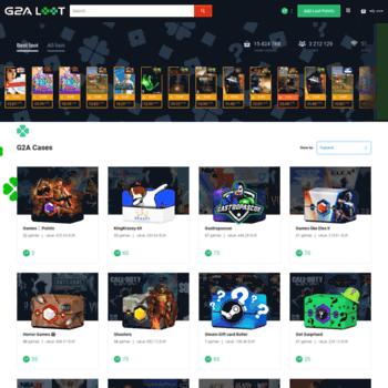 loot g2a com at WI  G2A Loot - Get your rewards!