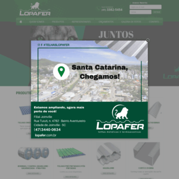 Lopafer.com.br thumbnail
