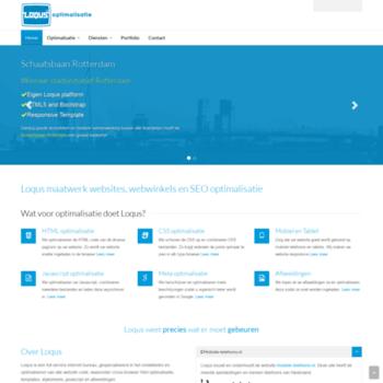 Loqus.nl thumbnail
