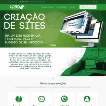 Lorocomunicacao.com.br thumbnail
