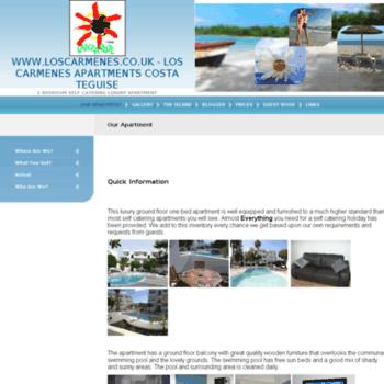 Loscarmenes.co.uk thumbnail