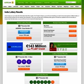 Lotto.in thumbnail