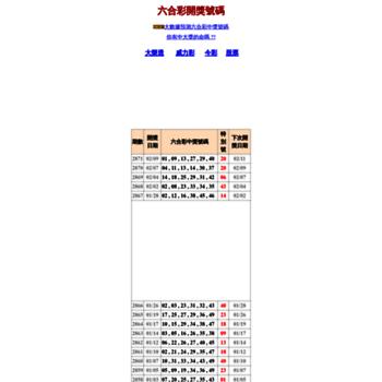 Lotto123.org thumbnail