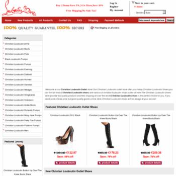 Louboutinshoes-hotsale.co.uk thumbnail