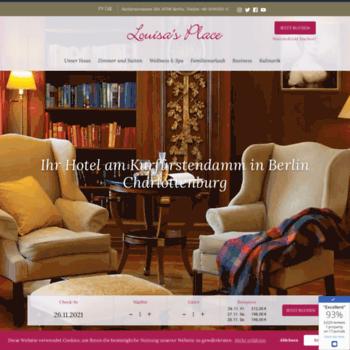 Louisas-place.de thumbnail