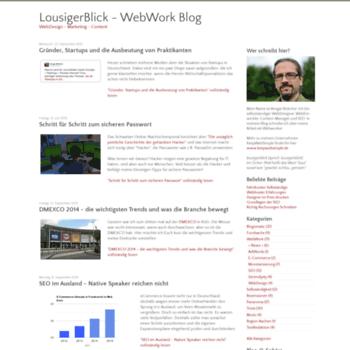 Lousigerblick.de thumbnail