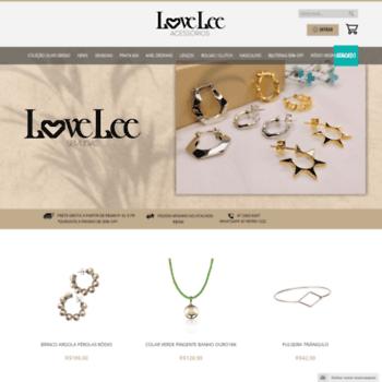 Lovelee.com.br thumbnail