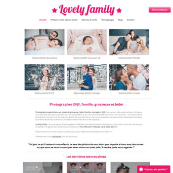Lovelyfamily.fr thumbnail