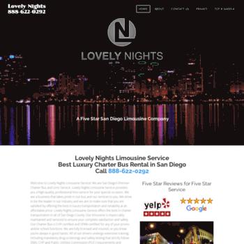 Lovelynightssd.com thumbnail